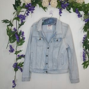 Mossimo Supply Co Jeans Jacket